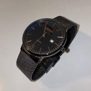 BIDEN black watch